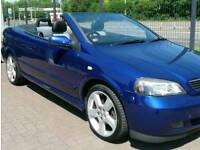 Ready for summer. Vauxhall Astra bertone convertible exclusive 1.8