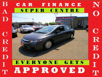 2009 HONDA CIVIC DX-G★LOADED★PWR EVERYTHING★EASY CAR FINANCE
