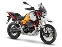 Moto Guzzi E5 V85TT Mojave yellow 2021 IN STOCK, 3% PCP over 37 months