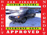 2010 TOYOTA RAV4 SPORT★LEATHER★SUNROOF★4X4★LOADED★EASY FINANCING
