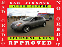 2009 NISSAN ROGUE S★4 CYLINDER SUV★ALLOYS★BUY W EASY FINANCE