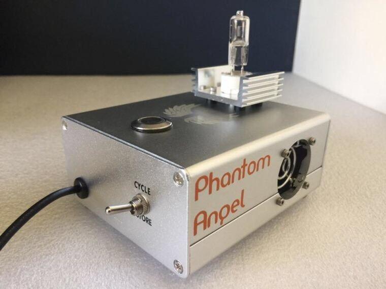 Phantom angle battery discharged and cycle for DJI Mavic Pro