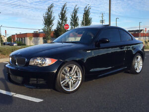 BMW 135i 2008 M package aucun hiver 50,000km