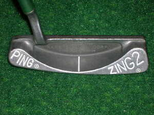 2 Right Handed PING Putters