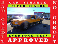 2008 FORD RANGER★FX4 OFF ROAD★PWR GROUP★CRUISE ★EASY CAR FINANCE