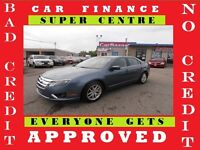 2011 FORD FUSION SEL★4 CYLINDER★PWR EVERYTHING★EASY CAR FINANCE