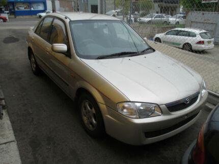 NOW WRECKING 1999 MAZDA 323 BJ SEDAN Gladesville Ryde Area Preview