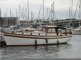 Percy Mitchell Motor Cruiser For Sale