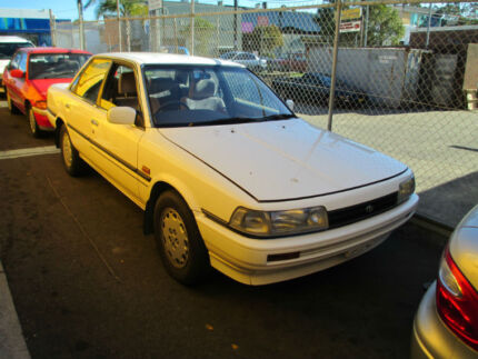 NOW WRECKING 1992 TOYOTA SV21 CAMRY SEDAN Gladesville Ryde Area Preview