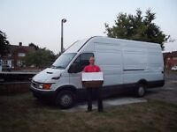 Man and Van Service, with us: Quick & Easy Way To Move It! Luton van + tail lift, The best price