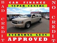 2010 CHEV SUBURBAN1500LT★LEATHER★SUNROOF★AWD★8PSSGR★EASY FINANCE