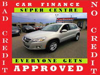 2009 VW TIGUAN TRENDLINE★4 CYL★4WD★4MOTION★BUY WTH EASY FINANCE