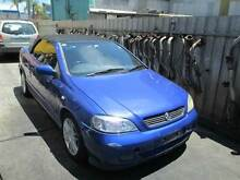 NOW WRECKING 2002 HOLDEN TS ASTRA CONVERTIBLE Gladesville Ryde Area Preview