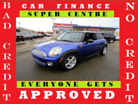 2009 MINI COOPER HARDTOP CLASSIC★2 DR COUPE★LEATHER★ROOF★LOADED