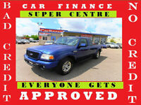 2008 FORD RANGER★SPORT 4X4★PWR GROUP★AIR★AUTO★EASY CAR FINANCE