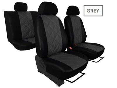 Eco-Leather Tailored Full Set Seat Covers CITROEN C8 2002-2014 5 SEATS