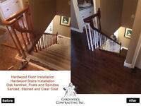 For All Your Flooring Needs - Call Gardiner's Contracting