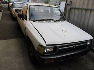 NOW WRECKING 1993 TOYOTA RN85 HILUX UTE Gladesville Ryde Area Preview