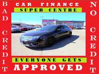 2010 FORD FUSION SEL★LEATHER★SUNROOF★LOADED★ EASY CAR FINANCE