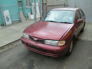 NOW WRECKING 1998 NISSAN N15 PULSAR SEDAN Gladesville Ryde Area Preview