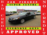 2008 HONDA ACCORD EXL★LEATHER★SUNROOF★BUY WITH EASY FINANCE