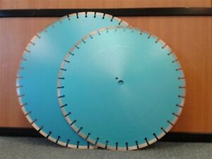 "DIAMOND BACK 24&26"" FLOORING BLADES."