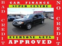 2008 FORD ESCAPE XLT★LOW MILEAGE★V6★CLEAN★EASY FINANCING