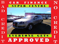 2009 AUDI Q7★AWD★7 PSSNGER★NAVI★LEATHER★SUNROOF★LOW RATE FINANCE
