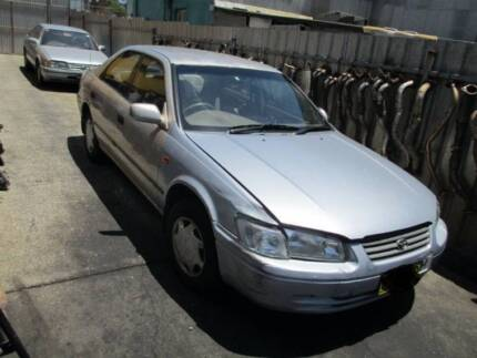 NOW WRECKING 1998 TOYOTA SK20 CAMRY SEDAN Gladesville Ryde Area Preview