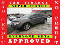 2009 FORD EDGE SEL★PANORAMIC SUNROOF★LOADED★BUY W EASY FINANCE