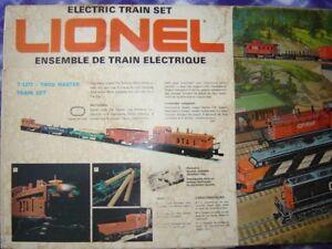 Train electrique Lionel