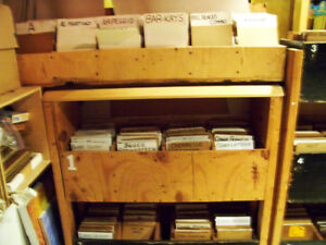 Huge Vinyl Record Collection:  Price: $100,000.00 / OBO
