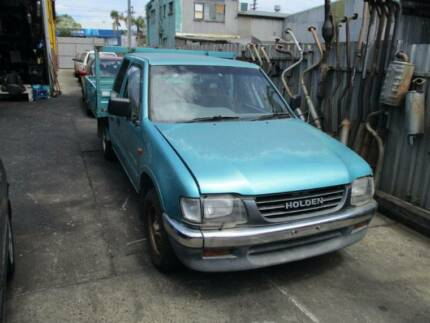 NOW WRECKING 1997 HOLDEN TF RODEO SPACE CAB