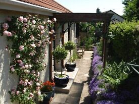 House for Sale in Blagdon, North Somerset, with full views of Blagdon Lake