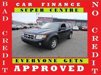 2011 FORD ESCAPE XLT★4 CYL★MANUAL★PWREVERYTHING★EASY CAR FINANCE Mississauga / Peel Region Toronto (GTA) Preview