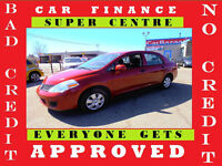 2011 NISSAN VERSA 4DR★AUTO★AIR★POWER GROUP★BUY W EASY FINANCE