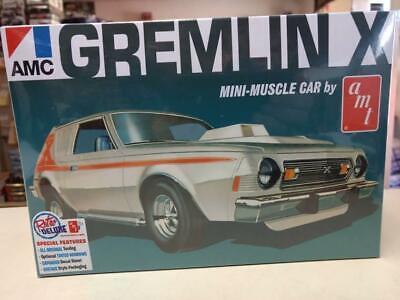 AMT 1077 AMC Gremlin X model kit