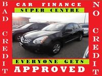 2011 NISSAN ROGUE★4 CYL★GAS SAVER★CLEAN★PWR GROUP★EASY FINANCE