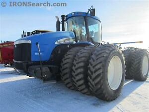 Wanted 4wd tractor