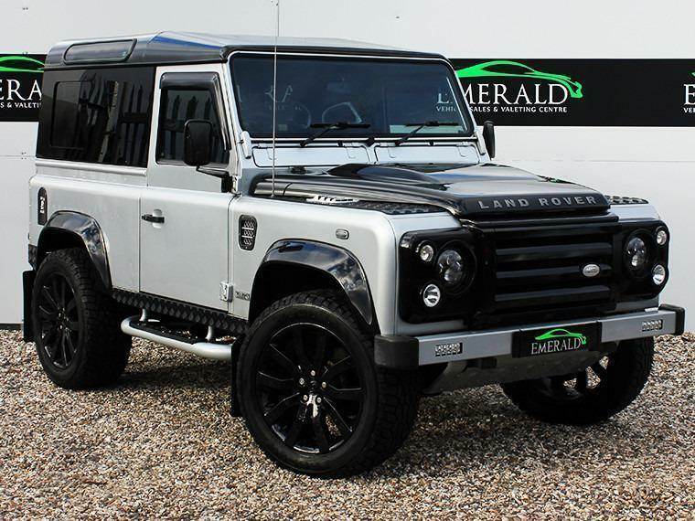 Land Rover Defender 90 Pick Up Td5 2002 Diesel Manual In
