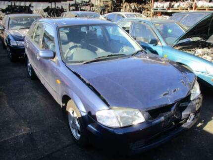 NOW WRECKING 2000 MAZDA 323 BJ HATCHBACK Gladesville Ryde Area Preview