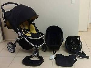 STEELCRAFT AGILE PLUS BABY PACKAGE 2014 Coombabah Gold Coast North Preview