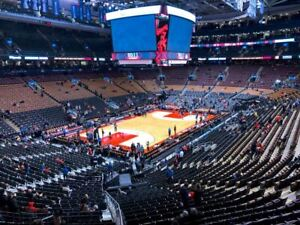 Two VIP box Seats RAPTORS VS LAKERS (MARCH 14TH)