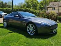 2006 Aston Martin Vantage V8 4.3 Manual