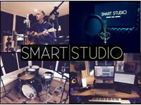 SMART | STUDIO - Recording Studio for hire & Music Tuition Academy - First Lesson FREE