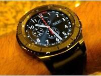 Samsung Gear S3 Frontier - Like New Smart Watch