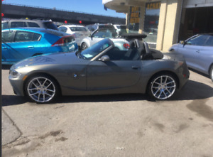 2007 BMW Z4 ROADSTER CONVERTIBLE** CUIR.ET MAGS**TEL514 439 2991
