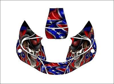 Miller Titanium Classic 9400 1600 Vsi I Open Face Welding Helmet Decal 9400i 2