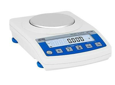 Used, Radwag WTC200 Precision Lab Balance,Compact Scale 200 g x 0.001 g (1 mg) NEW for sale  Shipping to Canada