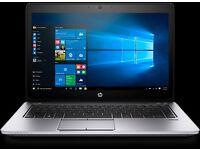 HP elitebook UltraBook 840 i7-4600 8GB RAM 500GB HDD Backlit keyboard touchID